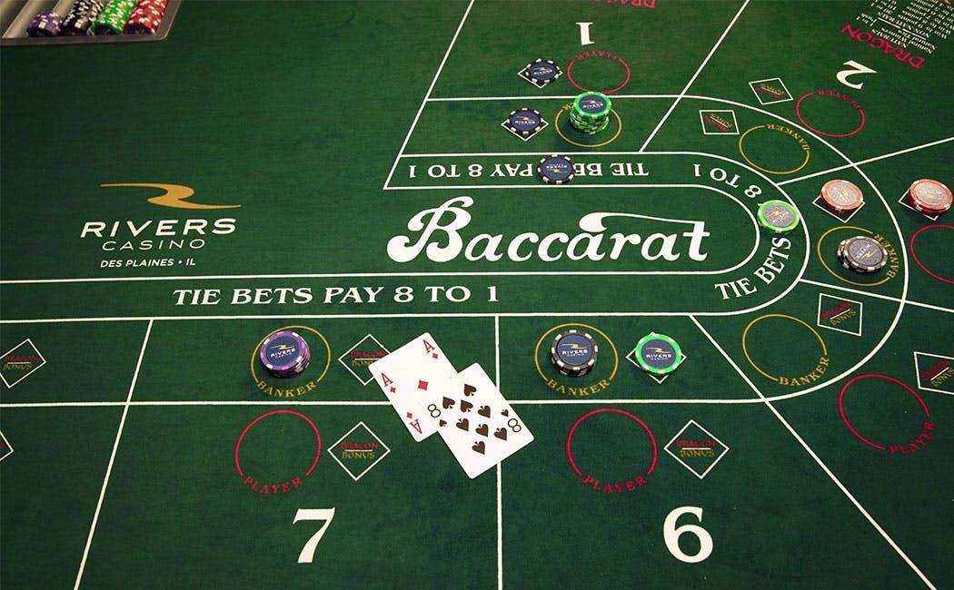 เล่น บาคาร่าออนไลน์ เสี่ยงน้อย เดิมพันตามสูตรบาคาร่า 101 เดินเงินคงที่